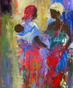 Gallery African Soraya French