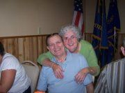 I am grateful for my Aunt and Uncle who have the biggest hearts and a great love of family.