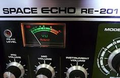 roland space echo - Google Search
