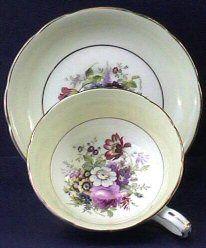 Vintage Hammersley China Teacup
