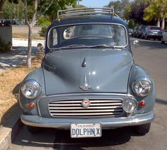 1961 Morris Minor 1000 Saloon (2-door)
