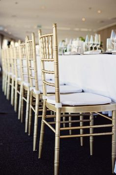 Saber Events  Gold and Blush trend with our gold 75 Gold Candelabras, candles Wedding Planning & Styling Brisbane, Sydney and Auckland Event Manager www.saberevents.com.au Fresh Flowers, Mirror base, charger plates, gold tiffany chairs