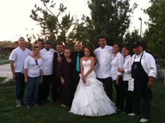 TFMG/ Mr & Mrs Garcia Wedding Event 2013 Book your date now 951-392-6408 Www.TacoFreshMobileGrill.com