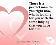 www.menofqualitydoexist.com Love Articles, Perfect Man