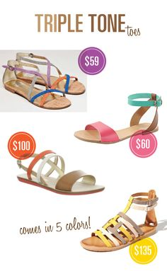summer sandal dreams