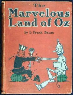 """Read """"The Marvelous Land of Oz (Annotated)"""" by L. Frank Baum available from Rakuten Kobo. The Marvelous Land of Oz: Being an Account of the Further Adventures of the Scarecrow and the Tin Woodman, commonly sho. Wizard Of Oz Book, Oz Series, Kids Book Series, Land Of Oz, Kids Writing, Chapter Books, Over The Rainbow, The Wiz, Feature Film"""
