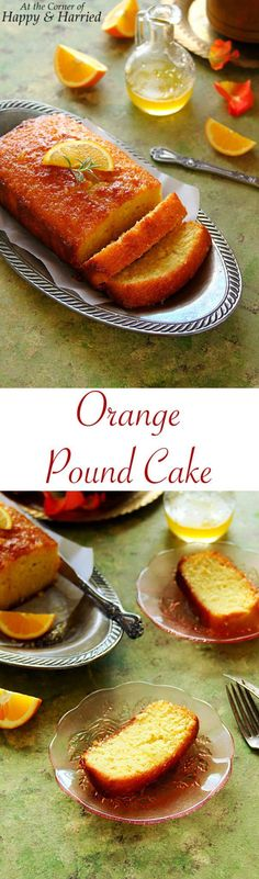A delicious pound cake bursting with fresh orange flavors is the perfect way to bring a spot of sunshine to your Holiday table! Healthy Oatmeal Recipes, Healthy Oatmeal Cookies, Tea Cakes, Cupcake Cakes, Fruit Cakes, Brownie Recipes, Cake Recipes, Fun Recipes, Dessert Recipes