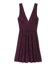Pleated Dress | H&M Divided