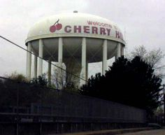 CherryWater Tower