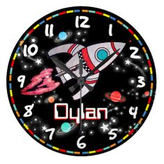 >>>Best          Fun kids boys rocket space black wall clock           Fun kids boys rocket space black wall clock today price drop and special promotion. Get The best buyThis Deals          Fun kids boys rocket space black wall clock Review on the This website by click the button below...Cleck Hot Deals >>> http://www.zazzle.com/fun_kids_boys_rocket_space_black_wall_clock-256224191857101327?rf=238627982471231924&zbar=1&tc=terrest