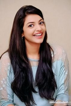 Kajal Aggarwal Kajal, Kiara Advani, Deepika Padukone, My Crush, India Beauty, Indian Girls, Indian Actresses, Actors, Long Hair Styles