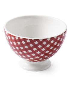 Look at this #zulilyfind! Red Small Sarah Bowl #zulilyfinds