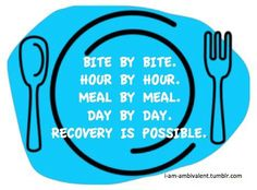 Recovery is Possible #eating disorder recovery
