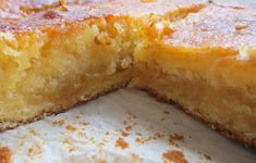 Sweet Recipes, Cake Recipes, Better Butter, Just Desserts, Food Hacks, Cornbread, Cooking Tips, Lemon, Sweets