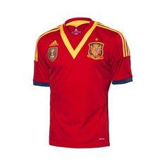 Comprar camiseta selección española confederaciones 2013 online - Competición - Tienda oficial Selección Española de Fútbol