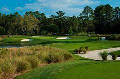 King & Bear Golf Course | ETM Inc. | Jacksonville FL