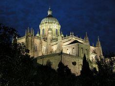 """""""Catedral de Salamanca"""". # Salamanca, Espanha."""