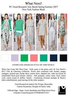 #ToryBurch #fashion #NYFW #SS17 #womenswear #Americanstyle #kellygreen…
