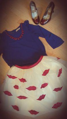 Sweet kisses skirt