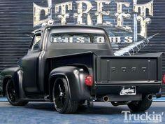 "Sylvester Stallone's ""Expendables"" Truck, custom built '55 F100 (640×480)"