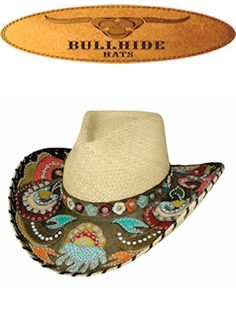 9efa668562f Bullhide Hats Western Straws Platinum Collection Gypsy Queen 2637 Womens  Natural hat Western Cowboy Hats