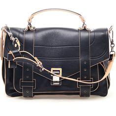 5a416148754 PROENZA SCHOULER Ps1 Medium Leather Satchel ( 2