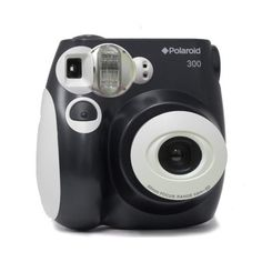 Polaroid 300 Instant Camera - Polaroid 300 Instant Camera Takes business card size instant color photosAuto flash in low light, auto adjustElectronic shutter secondManual exposure compensationWorks with Polaroid 300 instant Poloroid Camera, Polaroid Instant Camera, Instant Film Camera, Spy Camera, Best Camera, Camera Lens, Camera Photos, Gifts For Photographers, Camera Reviews