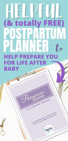 Are you currently expecting? Did you just give birth? Whether you're coming close to your due date or newly postpartum — my ultimate postpartum planner will help you feel empowered, organized, and confident as you journey through this chapter in life, motherhood. #newmom #motherhood #pregnant