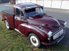 '71 Morris Minor Pickup_RHD_Lot 3002 Image