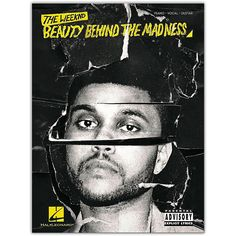 """Beauty Behind the Madness is the second studio album by The Weeknd. The album features guest appearances from Labrinth, Ed Sheeran and Lana Del Rey. Three singles have been released from the album: """"Often"""", """"The Hills"""" and """"Can't Feel My Face"""". Drake Rapper, House Of Balloons, Daft Punk, Dubstep, Soundtrack, The Weeknd Albums, The Weeknd Album Cover, Best Album Covers, Drake Album Cover"""