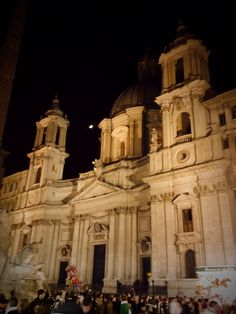 Sant'Agnese in Agone Church - Piazza Navona, Rome