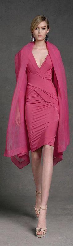 ladylike dressing from Donna Karan