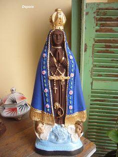 Nossa Senhora Aparecida - Renovando e aproveitando