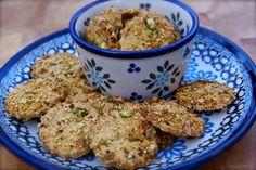Puur & Lekker leven volgens Mandy: Knapperige Snack Crackertjes