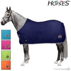 Horses Cher Fleece Rug