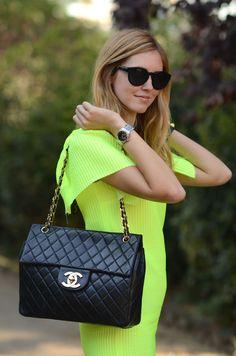 Chanel bag. Love.