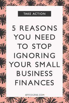 Small Business| Finances| Self-Employed| Entrepreneur