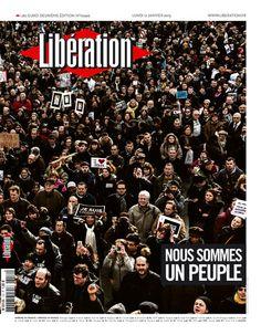 Libération, journal numérique du 12 janvier 2015