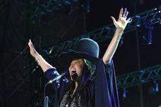 Erykah Badu Creates Soul Music Mix to Heal the World