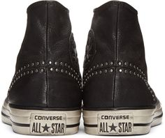 7d3029af7813 Converse by John Varvatos - Black Chuck Taylor All Star Split Seam High-Top  Sneakers