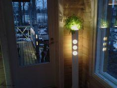 Home lighting Wooden Lamp, Home Lighting, Lights, Mirror, Design, Home Decor, Homemade Home Decor, Wood Lamps