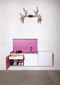 Miniki mini kitchens for small spaces.