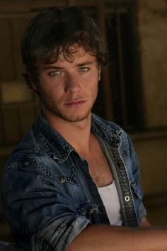 Jeremy Sumpter -- For those of you who remember the cute little boy from the peter pan movie several years ago