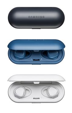 b3a3fb44657cc Hands-on with Samsung s Gear IconX  Wireless earbuds with step and  heart-rate sensors