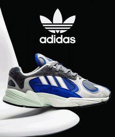 pretty nice b8d10 88bc3 adidas Originals Yung-1 Sneakers Adidas, Shoes Sneakers, Adidas Originals,  Balenciaga,
