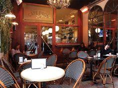 Catalan cafes, Barcelona