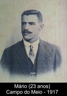 Nasce em 10 de agosto de 1893, em Vacaria/RS, Mário da Fonseca Rodrigues, faleceu em 11 de julho de 1980, em Passo Fundo/RS. Existe outro registro de nascimento de 4 de outubro de 1894, em São Leopoldo/RS.