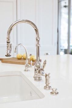 Got the faucets in today! Go to my blog to see the details! SuiteHoneyDo.com