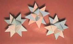 3-D STARS (Moravian Pensylvanian German)
