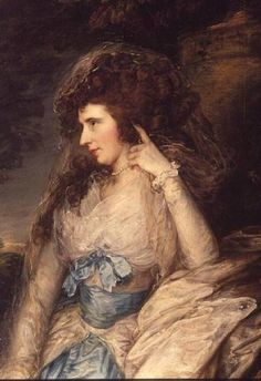 Bild: Thomas Gainsborough - Mary, Lady Bate-Dudley